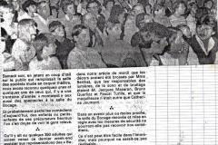 le Dauphiné libéré  1983