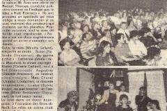 le Dauphiné libéré  1985