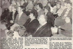 le Dauphiné libéré  1987
