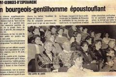 le Dauphiné libéré  1992