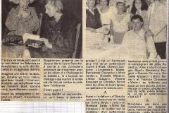 le Dauphiné libéré  autre 1983