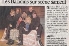 le Dauphiné libéré  autre mars 2013