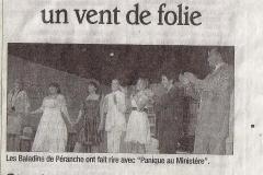 le Dauphiné libéré  mars 2013